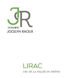 Fiche Technique Vin blanc Lirac - Domaine Jocelyn Raoux
