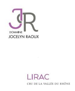 Fiche Technique Vin Rosé Lirac - Domaine Jocelyn Raoux